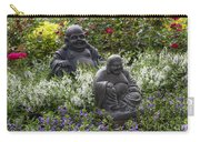 Buddha Garden Carry-all Pouch