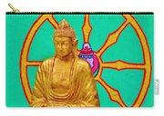 Buddha In The Grove Carry-all Pouch