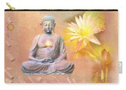 Buddha Of Compassion Carry-all Pouch
