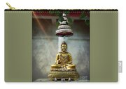 Buddha's Shining Light Carry-all Pouch