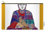 Buddha Spirit Humanity Buy Faa Print Products Or Down Load For Self Printing Navin Joshi Rights Mana Carry-all Pouch