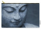 Buddha Statue Carry-all Pouch by Dan Sproul
