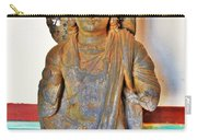 Ancient Buddha Statue - Albert Hall - Jaipur India Carry-all Pouch