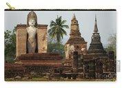 Buddha Sukhothai Thailand 2 Carry-all Pouch