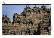 Buddhas Of Borobudur Carry-all Pouch