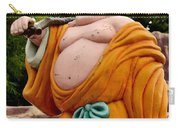 Buddhist Monk On Journey Haw Par Villas Singapore Carry-all Pouch