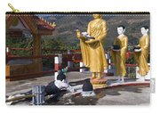 Buddhist Statues Carry-all Pouch