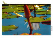 Budding Lilies Carry-all Pouch