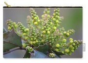 Budding Mahonia Carry-all Pouch