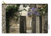 Budva Old Town Street Montenegro Carry-all Pouch