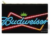Budweiser 2 Carry-all Pouch