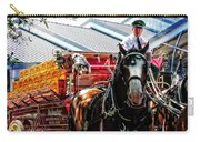 Budweiser Beer Wagon Carry-all Pouch