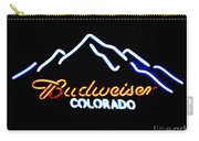 Budweiser In Colorado Carry-all Pouch