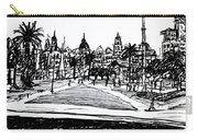 Buenos Aires Argentina  Carry-all Pouch