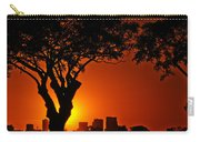 Buenos Aires At Sunset Carry-all Pouch