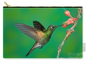 Buff-tailed Coronet Carry-all Pouch