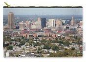 Buffalo And Niagara Falls Skylines Carry-all Pouch