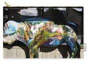 Buffalo Art Carry-all Pouch