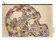 Buffalo Bills Vintage Art Carry-all Pouch