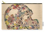 Buffalo Bills Vintage Art Carry-all Pouch