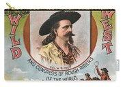 Buffalo Bills Wild West Carry-all Pouch