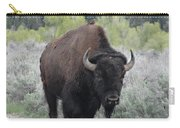 Buffalo Bird Carry-all Pouch