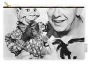 Buffalo Bob And Howdy Doody Carry-all Pouch