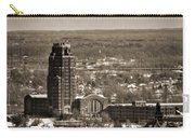 Buffalo Central Terminal Winter 2013 Carry-all Pouch