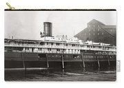 Buffalo Docks, C1909 Carry-all Pouch