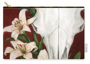 Buffalo Lilies Carry-all Pouch