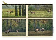 Buffalo National River Elk Carry-all Pouch