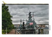 Buffalo Naval And Military Park Carry-all Pouch