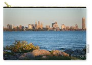 Buffalo Skyline From Fort Erie Carry-all Pouch