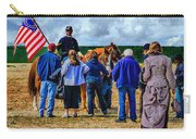 Buffalo Soldier Fort Verde Arizona Carry-all Pouch