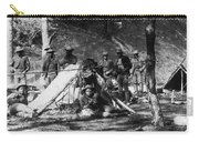 Buffalo Soldiers Carry-all Pouch