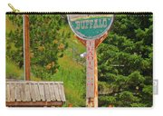 Buffalo Trading Post Carry-all Pouch