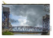 Buffalo's Ohio Street Bridge Carry-all Pouch
