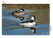 Bufflehead Male & Female Carry-all Pouch
