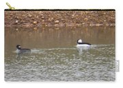 Buffleheads 3 Carry-all Pouch
