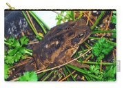 Bufo Toad Carry-all Pouch