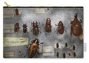 Bug Collector - The Insect Collection  Carry-all Pouch by Mike Savad