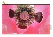 Bug Eyed Blossom Carry-all Pouch