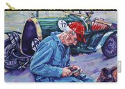 Bugatti-angouleme France Carry-all Pouch by Derrick Higgins