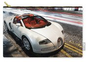 Bugatti Is Art In Motion  Carry-all Pouch