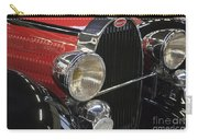 Bugatti Typ 57 Of 1935 Classic Car Carry-all Pouch