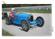 Bugatti Type 35 Racer Carry-all Pouch