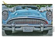 Buick Grills-hdr Carry-all Pouch