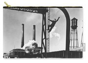 Buick Manufacturing Plant Carry-all Pouch