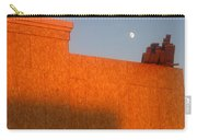 Building Under Construction Moon Rising Casa Grande Arizona 2004 Carry-all Pouch