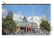 Building Work In The City Of London Carry-all Pouch